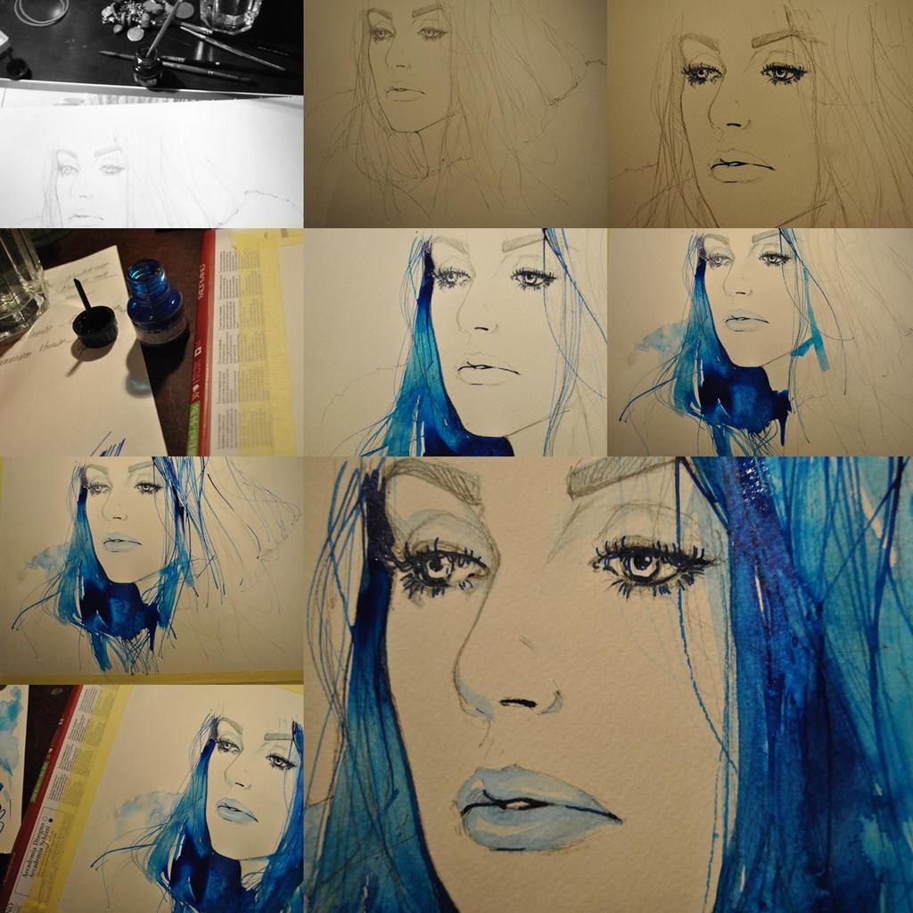 Close Up Katie McGrath by dreamsCrEaToR