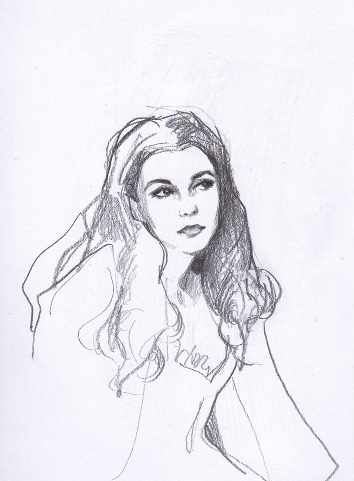 Lines-Vivien Leigh by dreamsCrEaToR