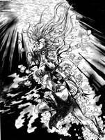 Namorita by StevenVnDoom