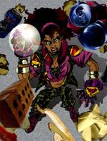 Debrii of the New Warriors by StevenVnDoom
