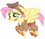 Crystal War Fluttershy