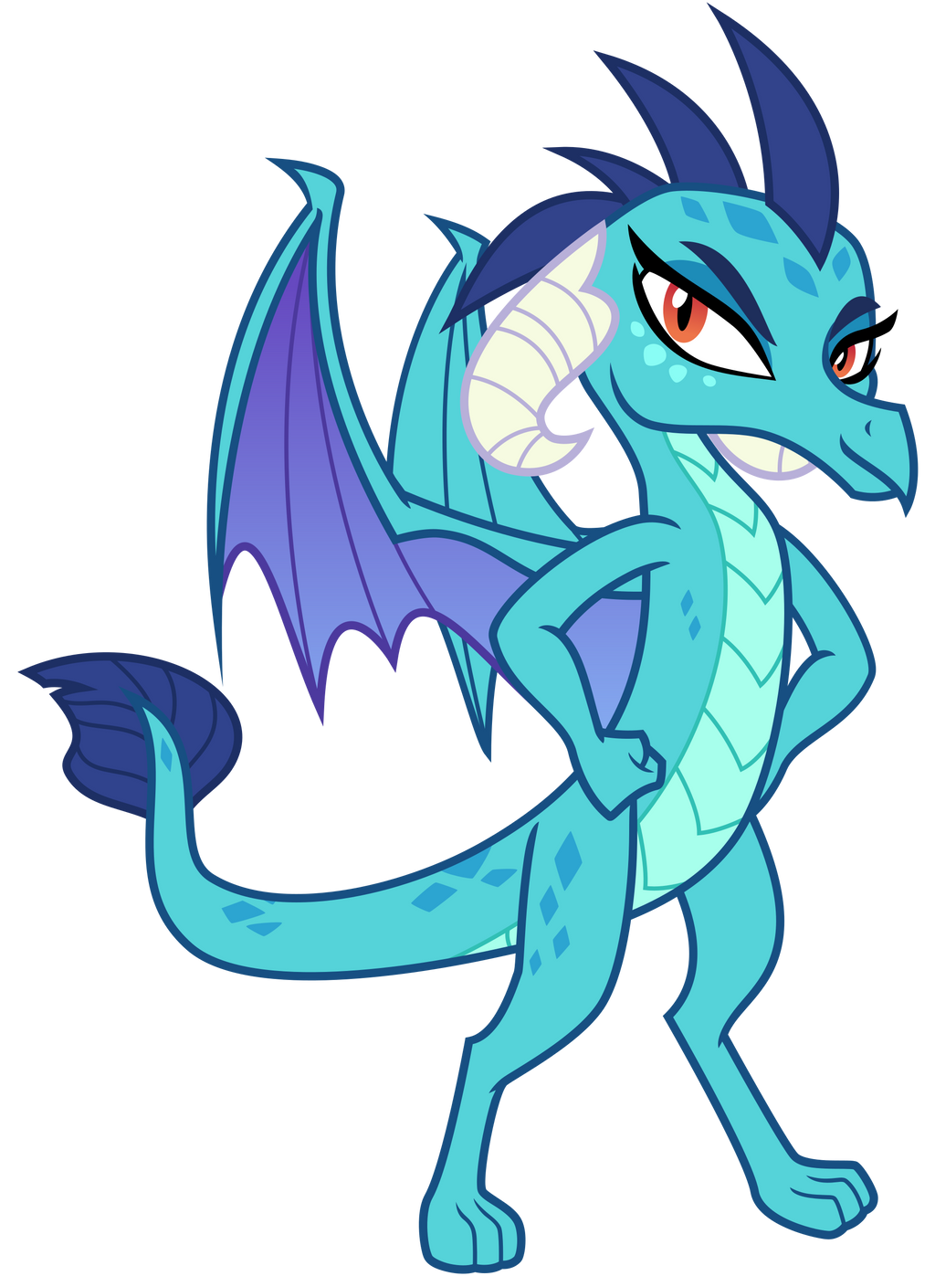 Ember by cheezedoodle96