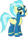 Wonderbolts - Misty Fly