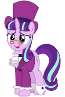Starlight Glimmer - Snowfall Frost by cheezedoodle96