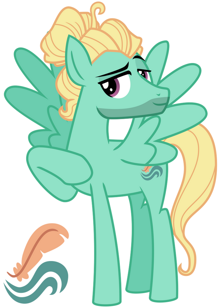 Zephyr Breeze by cheezedoodle96