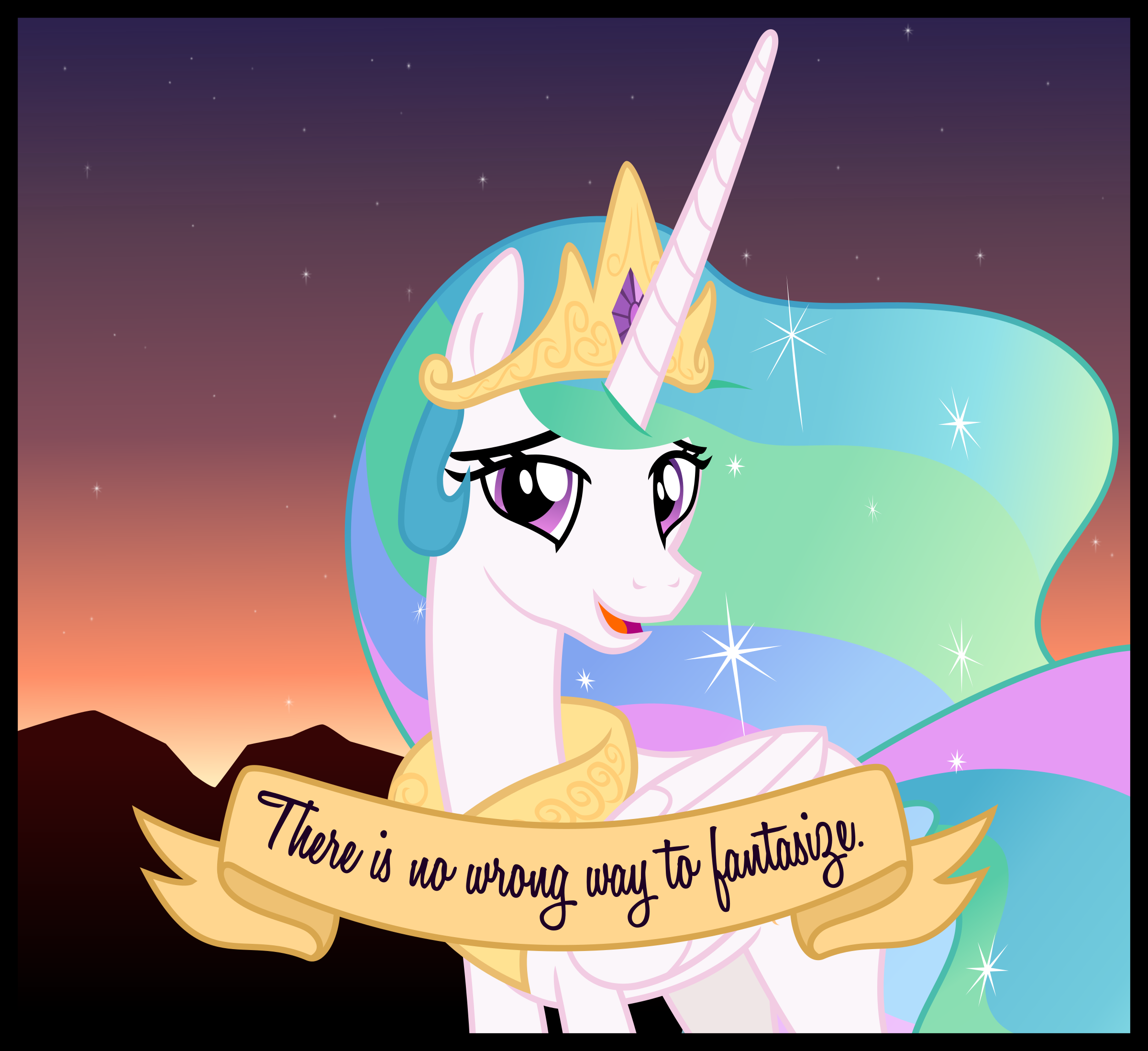 Celestial Advice by cheezedoodle96
