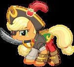 MLP Movie Spoiler - The Dread Pirate Applejack!