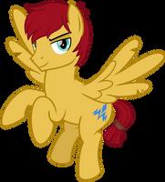 Flash Magnus - Legion Heartthrob by cheezedoodle96