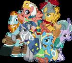 Pillars of Equestria: Legends of Magic