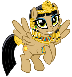 Queen Cleopatrot by cheezedoodle96