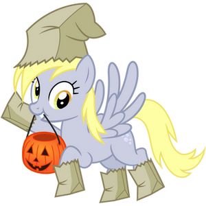 A Derpy Halloween