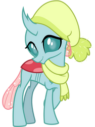 Wintertime Ocellus by cheezedoodle96