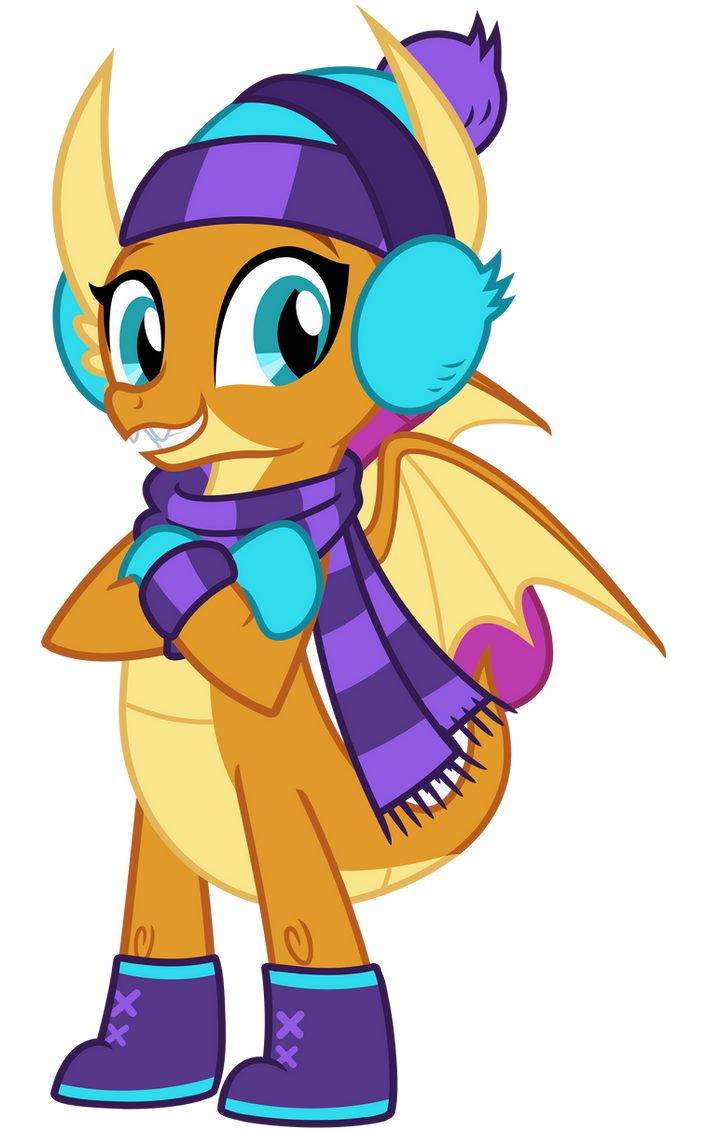 Wintertime Smolder by cheezedoodle96