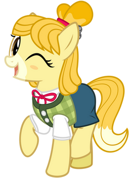 Ponified Isabelle