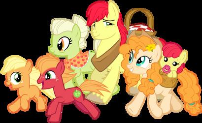 Apple Family Picnic