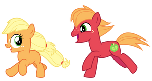 The Little Apples