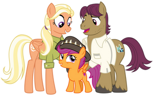 Scootaloo's Family