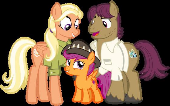 Scootaloo's Family