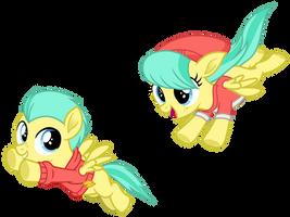 Barrel Twins
