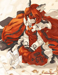 SYNC: Yanhua Phoenix by TysonTan