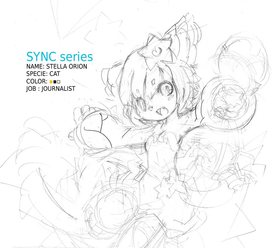 SYNC Stella r2 by TysonTan