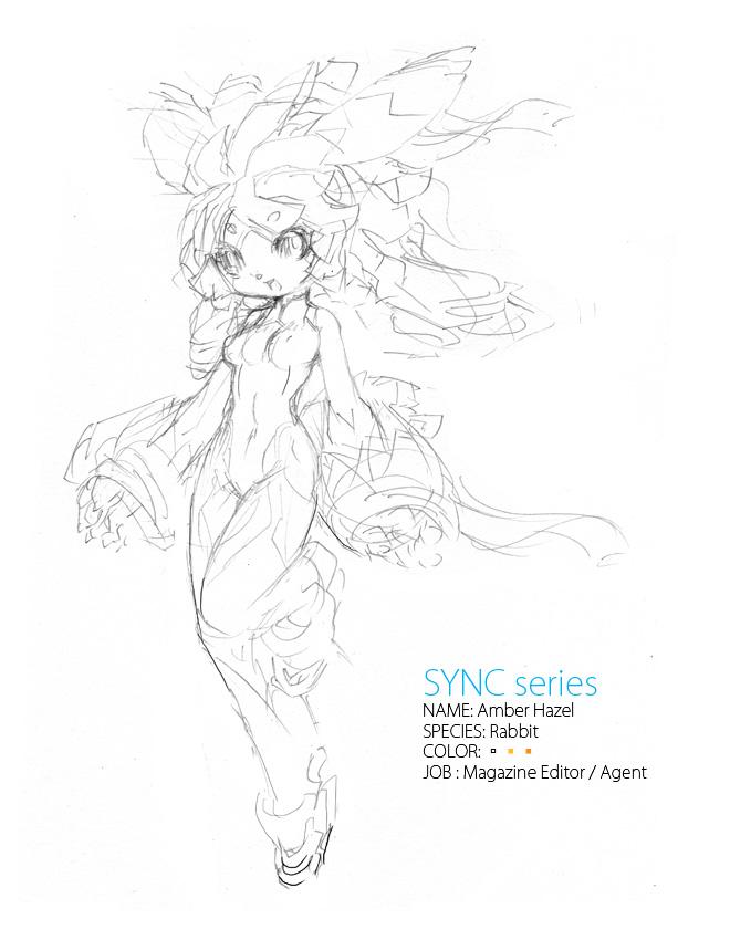 SYNC Amber V5 by TysonTan
