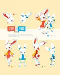 My Rabbit Mascots