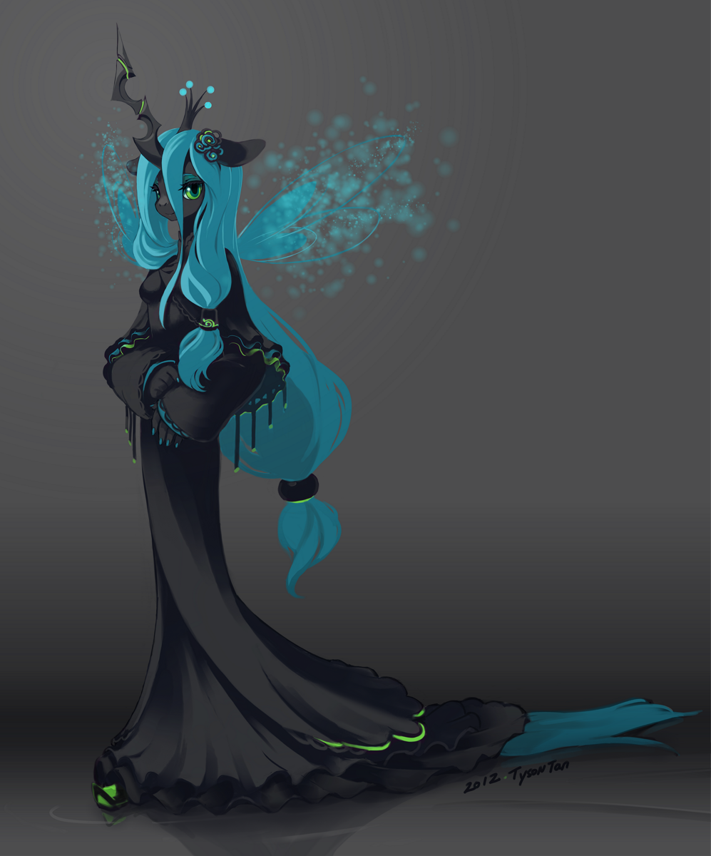 Chrysalis by TysonTan