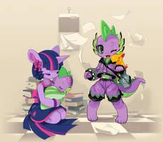 Spike by TysonTan