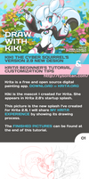 Krita Free Painting App Tutorial