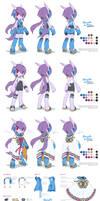 Sash Lilac by TysonTan