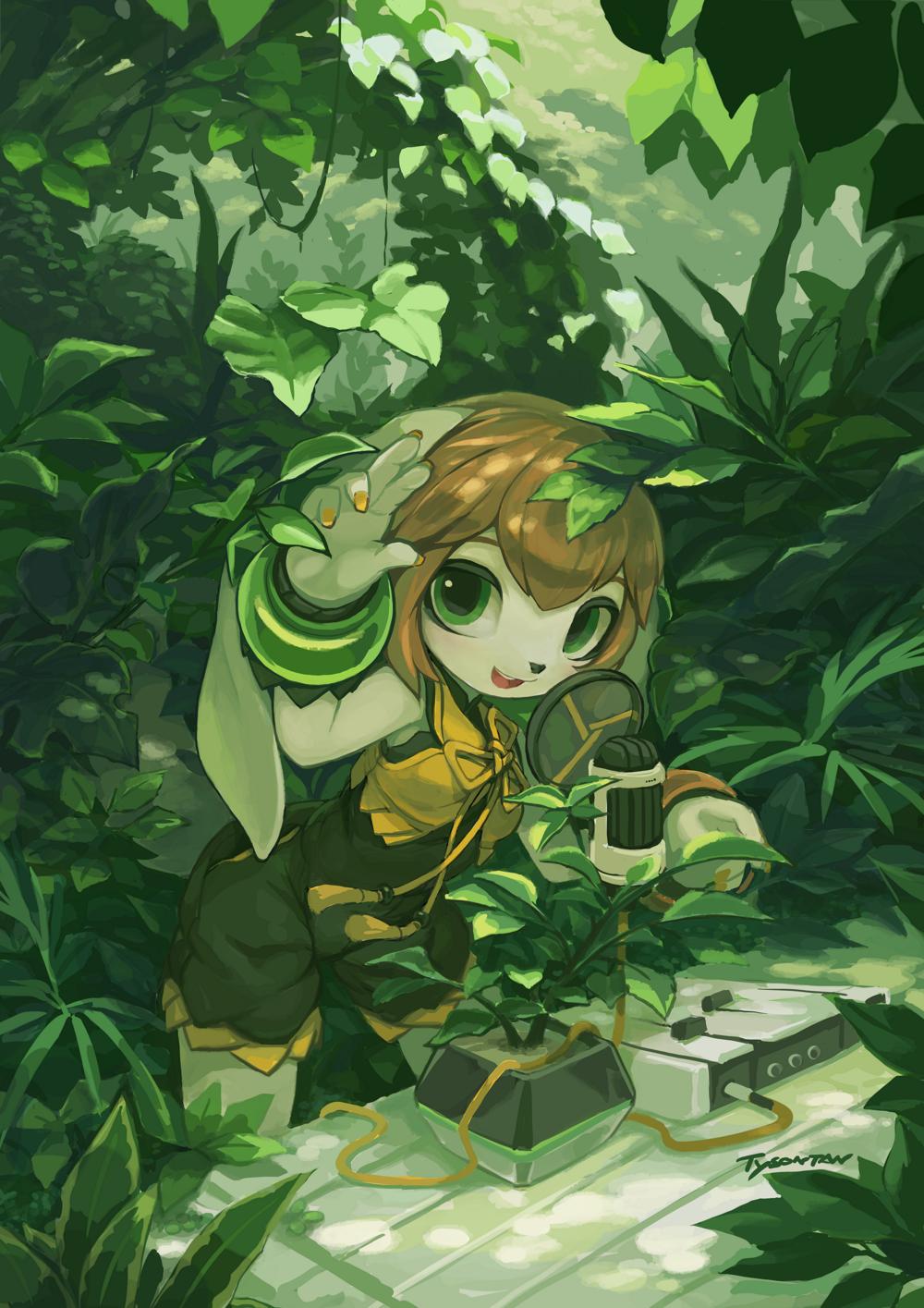 Milla's Garden Podcast by TysonTan
