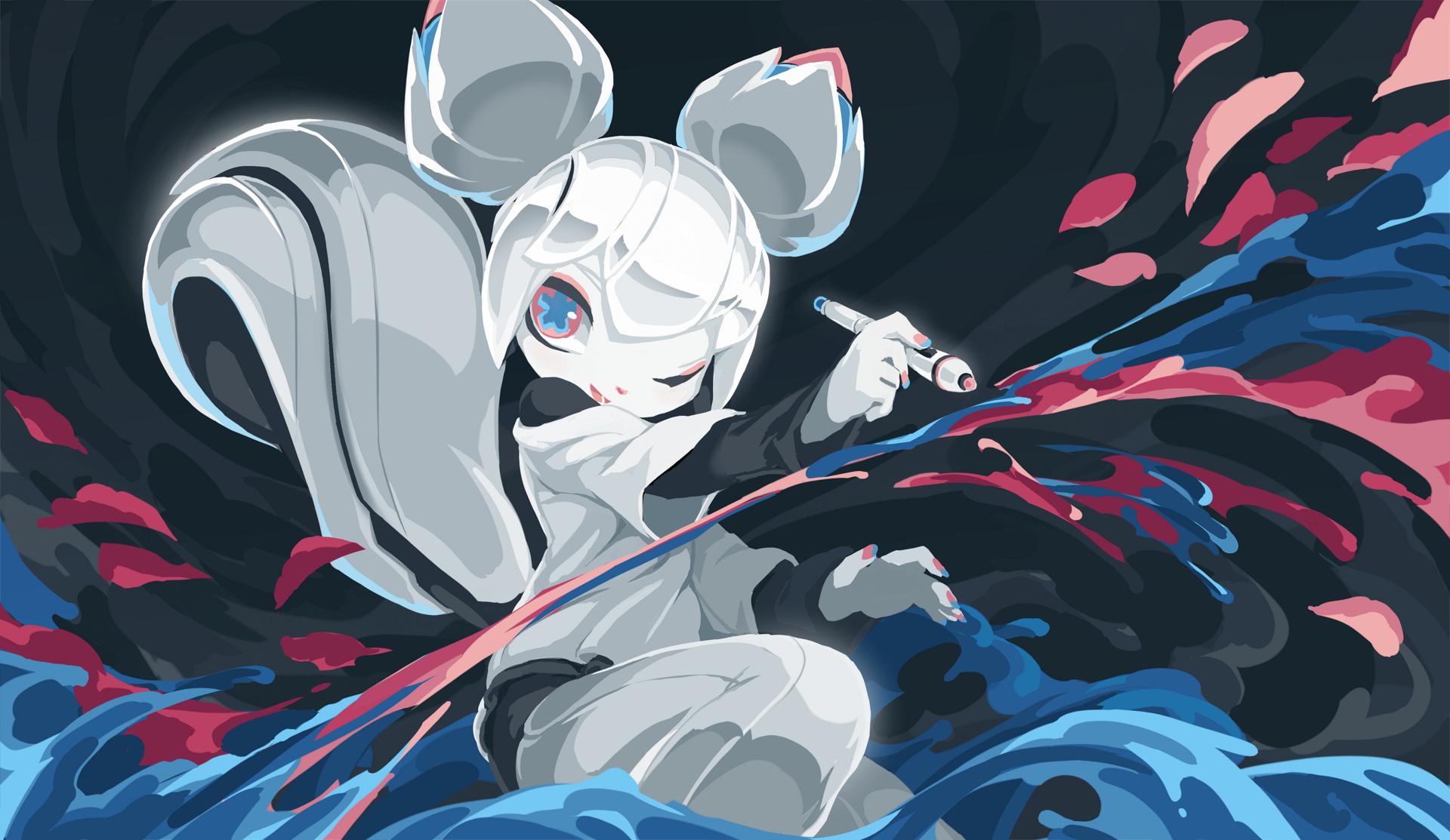 Chromatic Splash by TysonTan