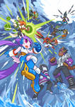 Freedom Planet 2 Announcement Concept Art