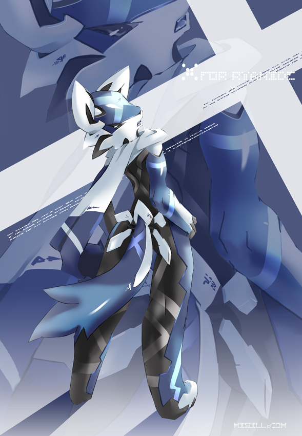 X The Robotic Wolf Ver.SYNC By TysonTan On DeviantArt