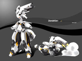SYNC: Dandelion the Rabbit by TysonTan