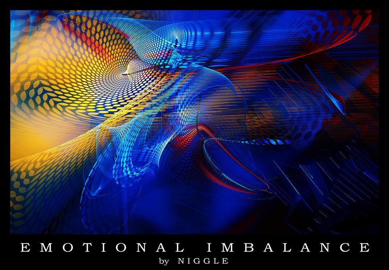 Emotional Imbalance by Ni66le