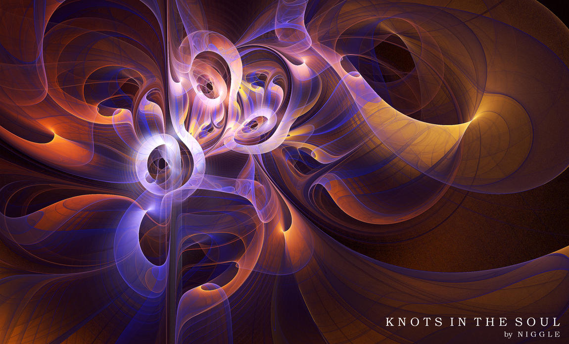 KNOTS IN THE SOUL by Ni66le