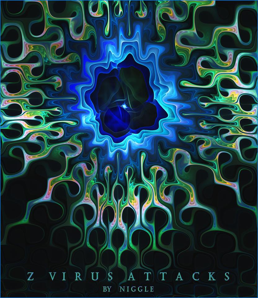 Z virus attacks by Ni66le