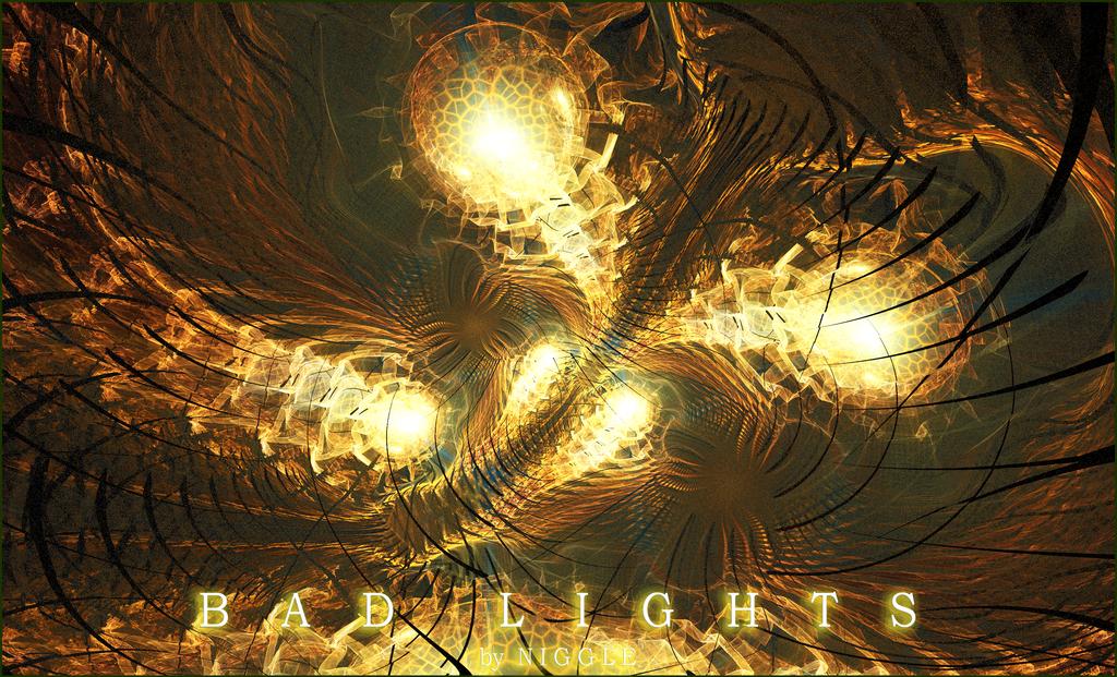 Bad lights by Ni66le