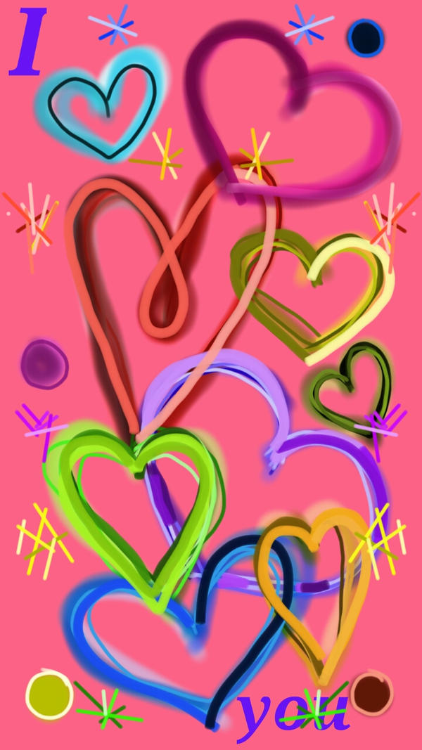 I Love you by Rachel1972