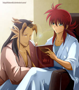 Comm: Kurama and Yomi