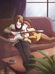 Yamato, The Bass Player by Detoreik