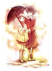 Umbrella by Detoreik