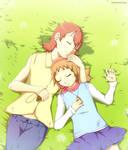 Sora and Amalia
