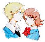 Yamato and Sora