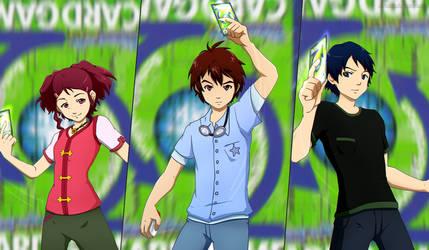 C: Card Slash! The Alpha Generation by Detoreik