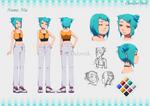 Character Sheet: Nia