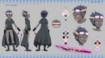 Character Sheet: Mischief by Detoreik