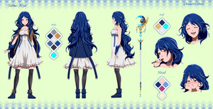 Character Sheet: Alya